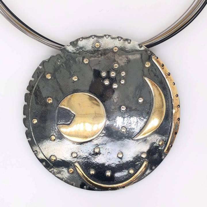 Collier Himmelsscheibe von Nebra 55