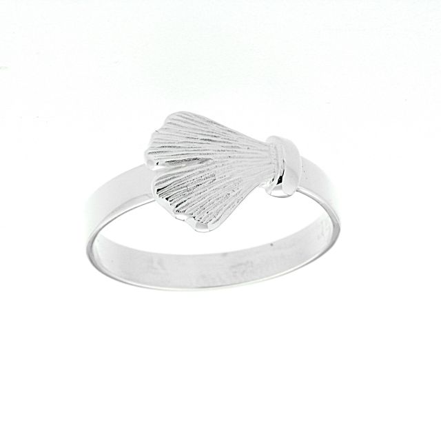 Ginkgo Ring 925