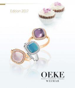 Juwelier OEKE Hauskatalog Edition 2017