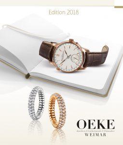 Juwelier OEKE Hauskatalog Edition 2018