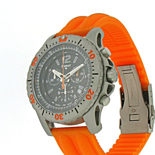 Traser H3 P6602 Extreme Sport Chronograph 100202