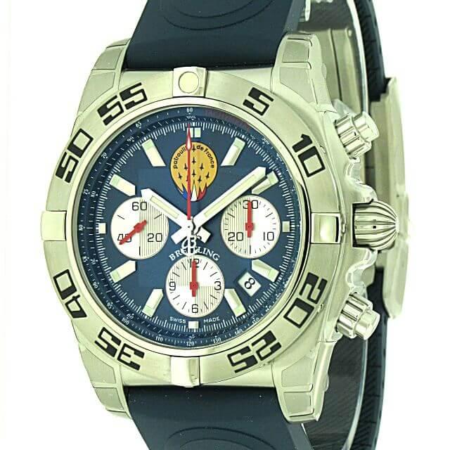 Breitling Chronomat 44 Patrouille de France AB01109E/C886/224S/A20DSA.2