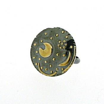 Himmelsscheibe von Nebra Schmuck Ring