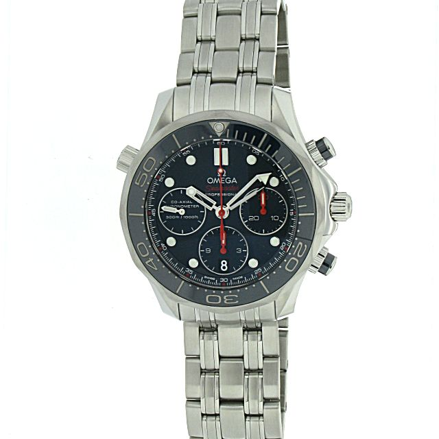 Omega Seamaster Diver 300m Chronograph 212.30.42.50.03.001