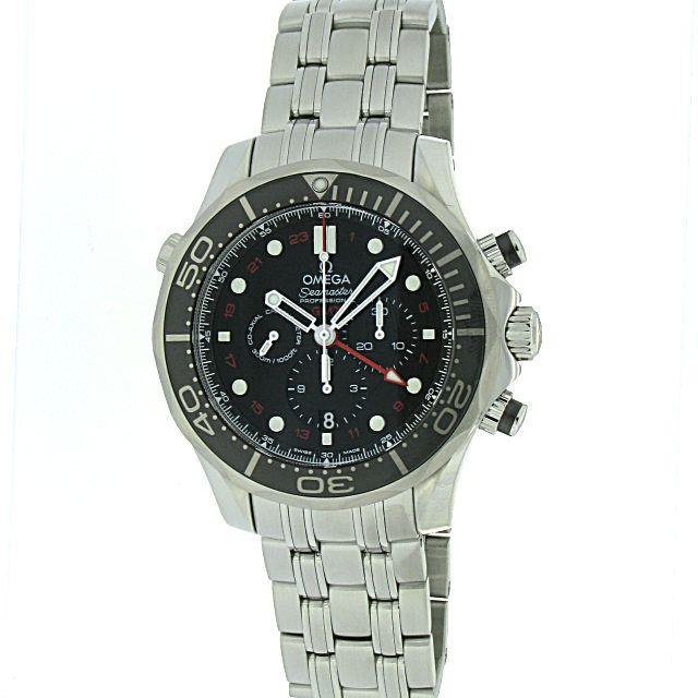 Omega Seamaster Diver 300m Chronograph GMT 212.30.44.52.01.001