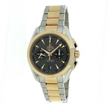 Omega Seamaster Aqua Terra 150M Co-Axial GMT Chronograph 231.20.43.52.06.001