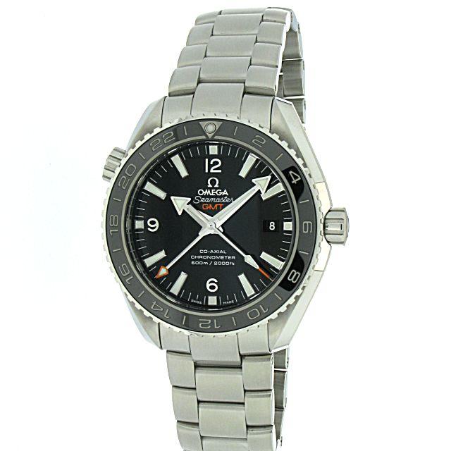 Omega Seamaster Planet Ocean 600M GMT 232.30.44.22.01.001