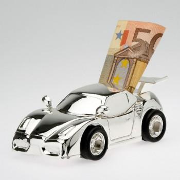 Spardose Rennwagen 602