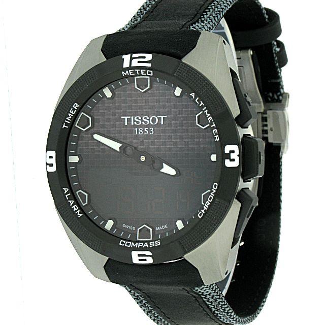 Tissot T-Touch Expert Solar T091.420.46.051.01