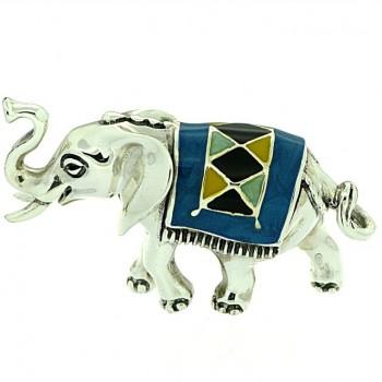 Elefant 990-243blau
