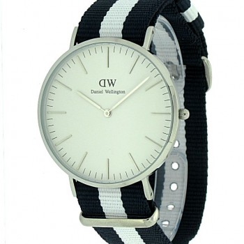 Daniel Wellington Glasgow Silver DW00100018