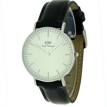 Daniel Wellington Sheffield Silver DW00100053