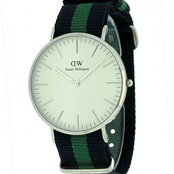 Daniel Wellington Warwick Silver DW00100019