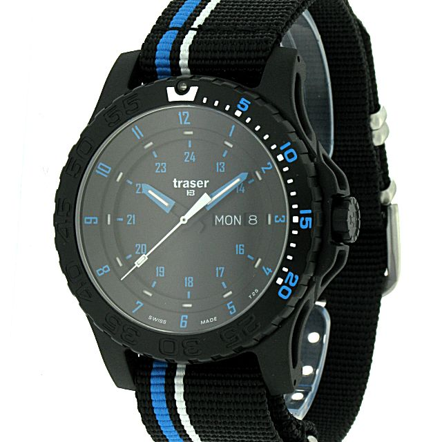 Traser H3 Blue Infinity 105545