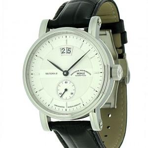 Mühle Glashütte Teutonia II Großdatum Chronometer M1-33-75-LB