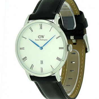 Daniel Wellington Dapper Sheffield Silver DW00100088