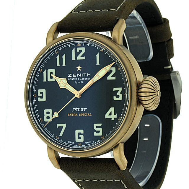 Zenith OLD- Pilot Type 20 29.2430.679/21.C753
