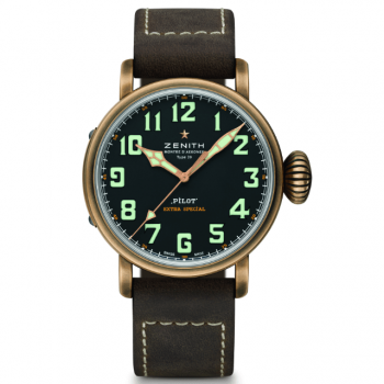 Zenith OLD- Pilot Type 20 29.2430.679.21.C753