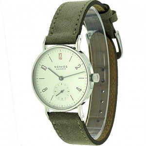 Nomos Tangente 33 Doctors without Borders 123.S3