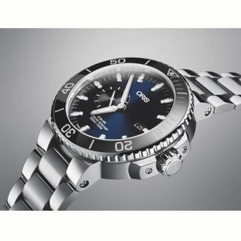 Oris Aquis Small Second (01 743 7673 4135) Herrenuhr
