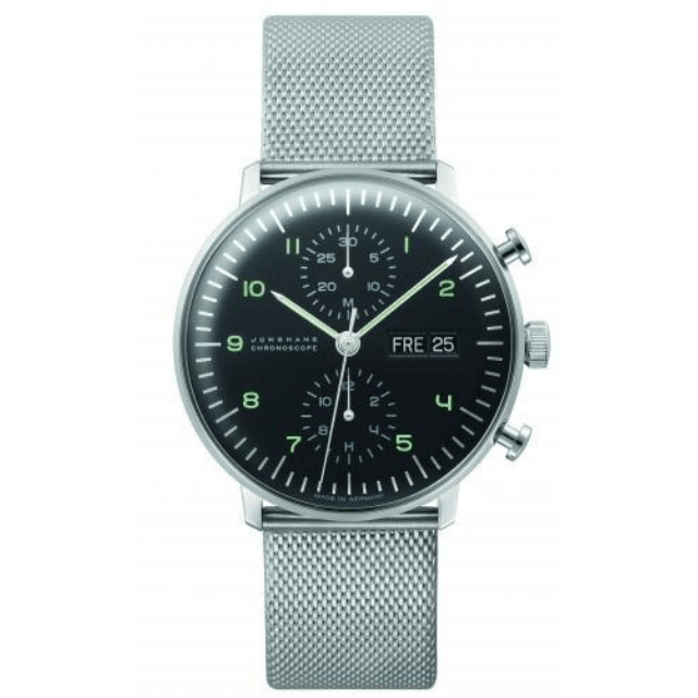 Junghans max bill Chronoscope 027-4500.44