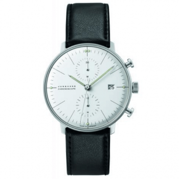 Junghans max bill Chronoscope 027-4600.00