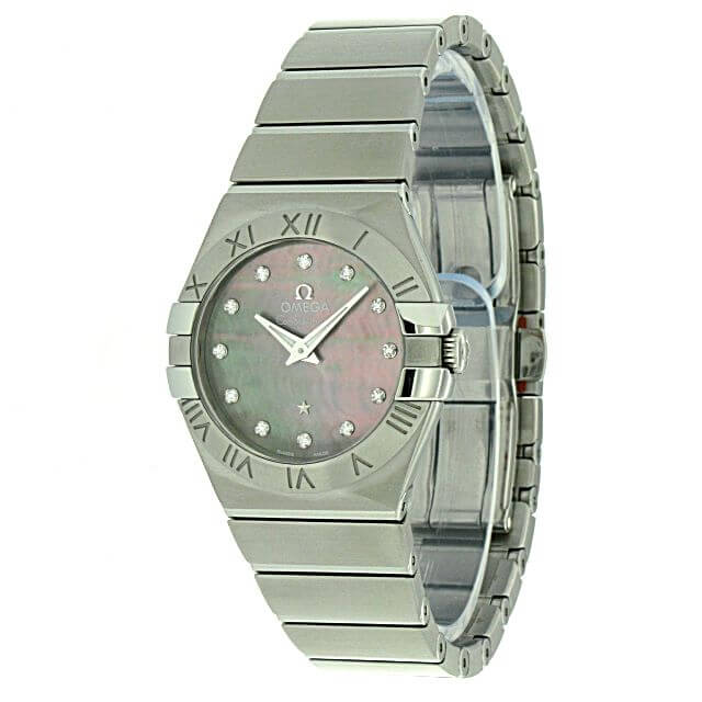 Omega Constellation 123.10.27.60.57.003
