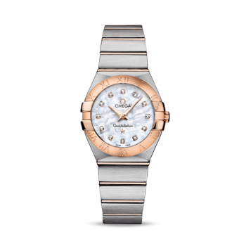 Omega Constellation 27 123.20.27.60.55.001