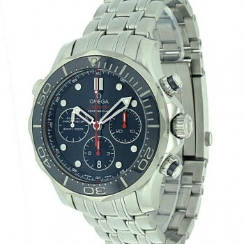 Omega Seamaster Diver 300M Co-Axial Chronograph 44mm 212.30.44.50.03.001