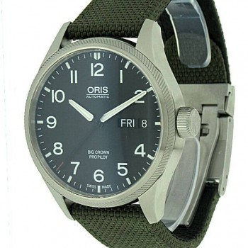 Oris Big Crown Day Date 01 752 7698 4164