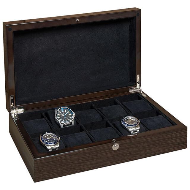 Uhrenbox Walnuss 309387