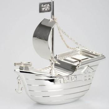 Spardose Piratenschiff 625ver
