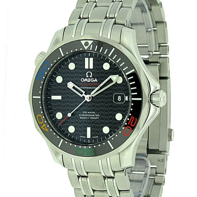 Omega Seamaster Diver Rio 522.30.41.20.01.001