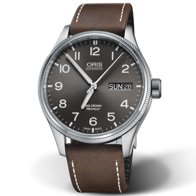 Oris Big Crown Day Date 01 752 7698 4063