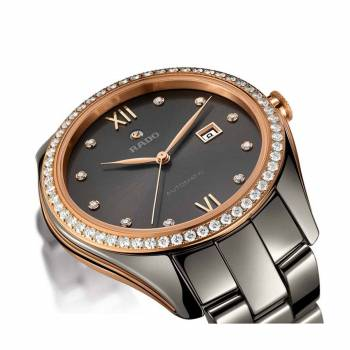 Rado Hyperchrome Automatic Diamonds (R32523702) Damenuhr
