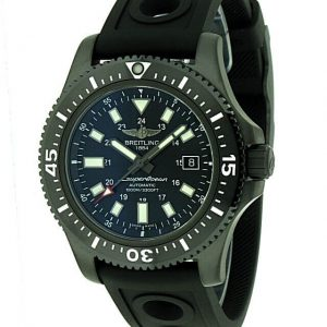 Breitling Superocean 44 Special Blacksteel M1739313/BE92/227S/M20SS.1