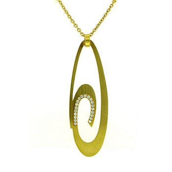 Brillantcollier H2-15