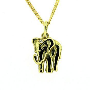 Anhänger Elefant H6-36