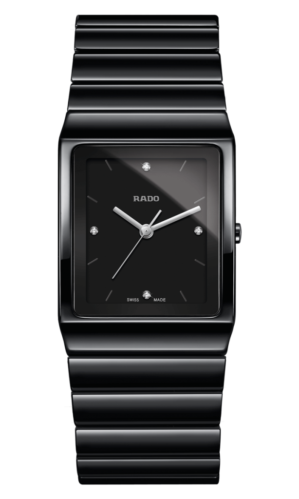Rado Ceramica Black Diamonds R21700702