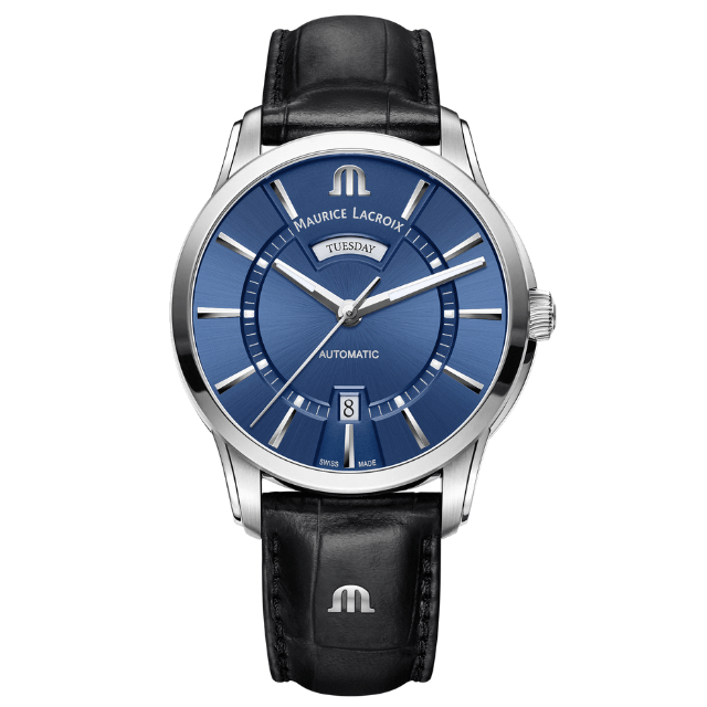 Maurice Lacroix Pontos Day Date PT6358-SS001-430