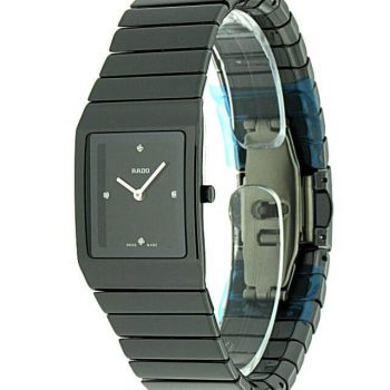 Rado Ceramica Black Diamonds R21702702