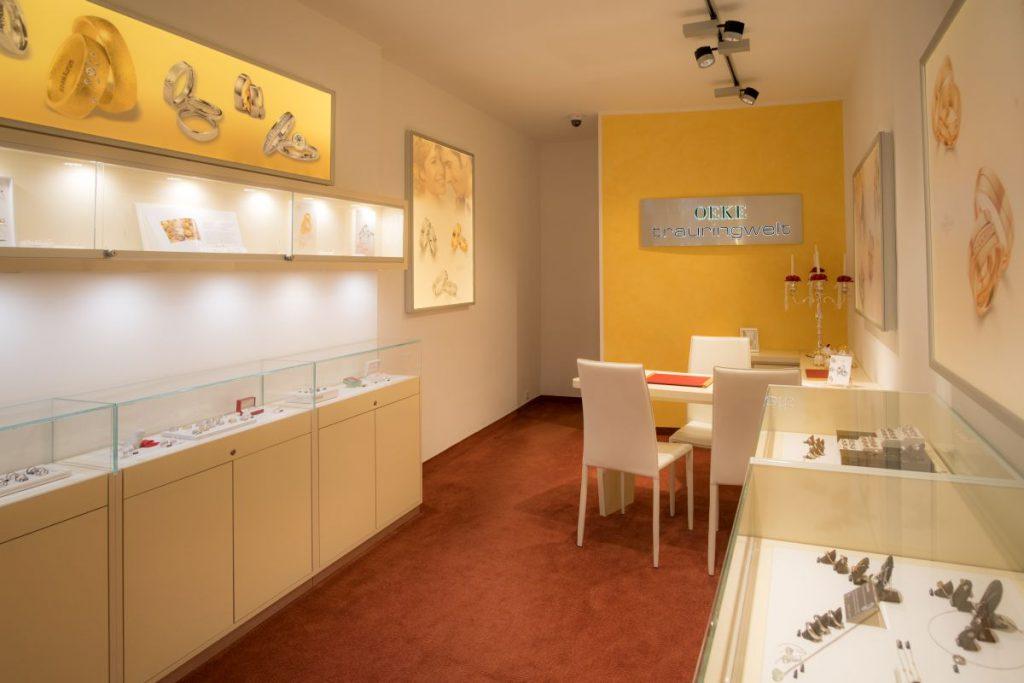Juwelier OEKE Trauringwelt