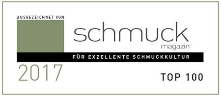 Schmuck Magazin - Juwelier Oeke unter den TOP 100 im Jahr 2017