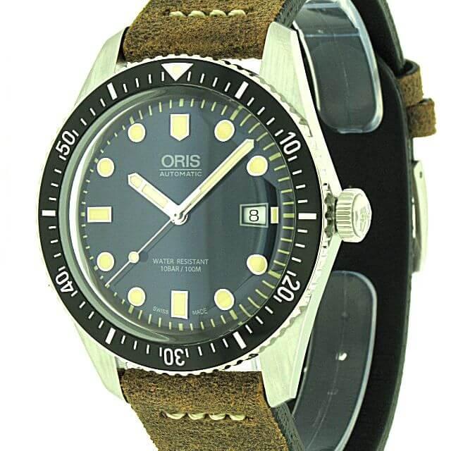 Oris Divers Sixty-Five 01 733 7720 4055