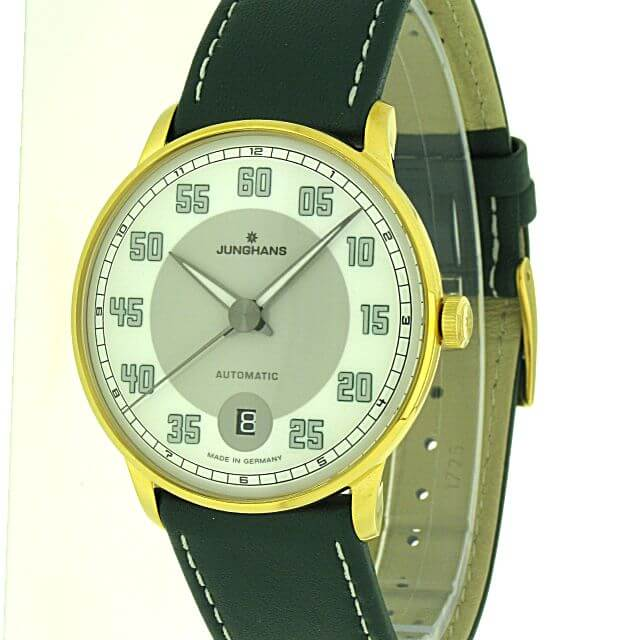 Junghans Meister Driver Automatic 027/7711.00