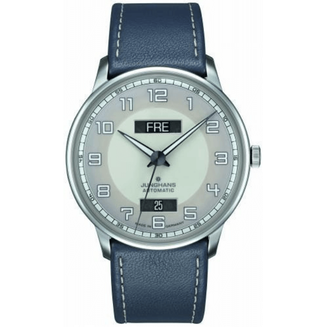 Junghans Meister Driver Day Date 027-4720.00