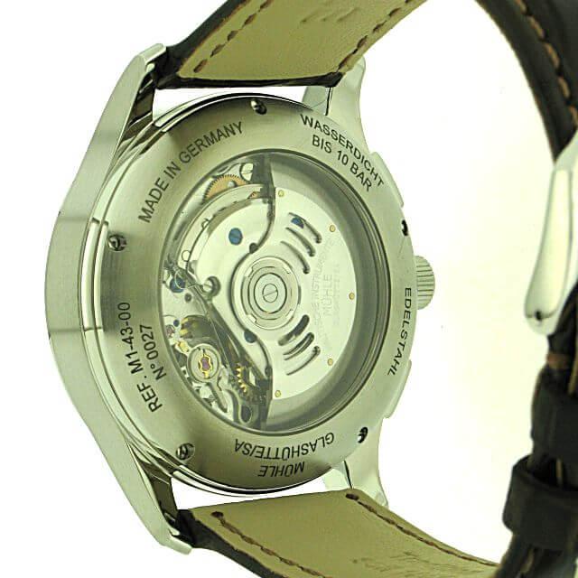 Mühle Glashütte Lunova Chronograph M1-43-06-LB