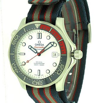 Omega Seamaster Commanders Watch Limited Edition 212.32.41.20.04.001