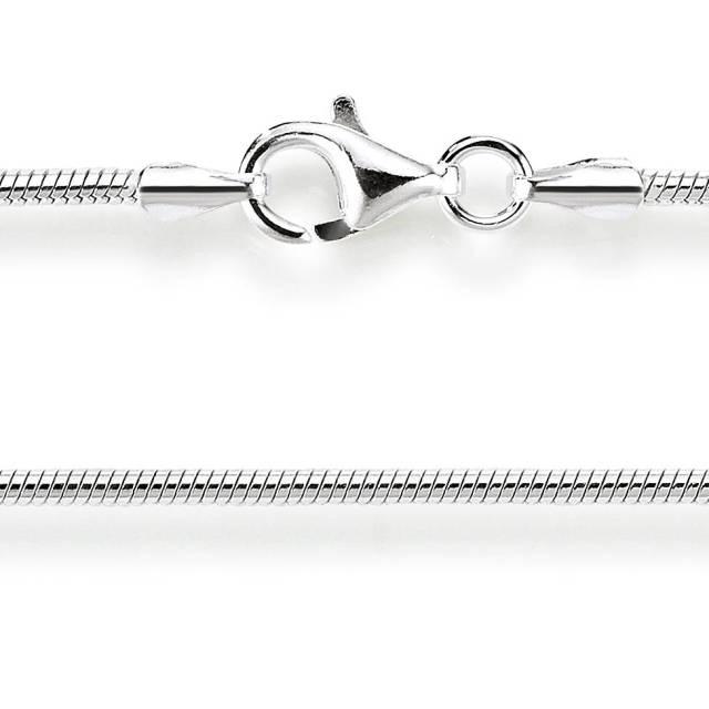 Kette Silber Schlangenkette 1,4 mm 96 2740 001