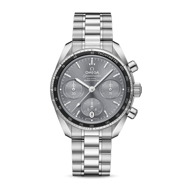 Omega Speedmaster 38 Co-Axial Chronograph 324.30.38.50.06.001